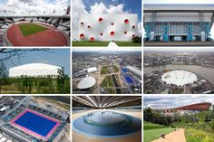 london 2012 olympics: La arquitectura de los Juegos. Todas las instalaciones.