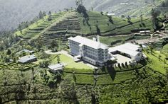 Heritance Tea Factory, Nuwara Eliya District - A hotel featured by Kuoni Travel for Kandy, Nuwara Eliya & Yala holidays