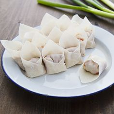 A different way to fold dumplings!