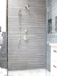 The new shower cubicle was designed for comfort. The floor is fitted at a slight angle to allow water to run into the integral drain built into the floor. - See more at: http://www.home-dzine.co.za/bathroom/bathroom-drab-to-ab-fab.htm#sthash.61JP2tTb.dpuf