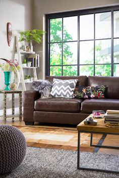 71 best leather sofas images leather furniture family room rh pinterest com