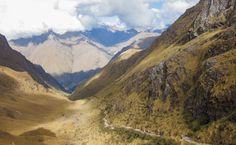 How to Train for the Inca Trail - Dead Woman's Pass