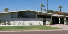 1950s roof Phoenix homes Design Through the Decades