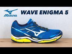 Running Shoe Preview: Mizuno Wave Enigma 5