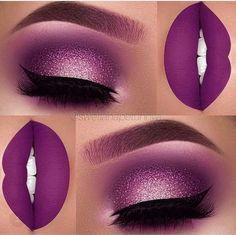 "What's your favorite color? ❤️ Comment below ✨ ___________________ Lips: ""Zipper"" liquid lipstick Eyeshadows: My Little Pony Palette - Generosity, Pinkie Pie, Magic, Songbird Serenade, Fluttershy Liner: sketch marker Glitter: ✨ by ebony Makeup Eye Looks, Beautiful Eye Makeup, Eye Makeup Art, Cute Makeup, Eyeshadow Makeup, Makeup Inspo, Makeup Inspiration, Eyeshadows, Lipsticks"