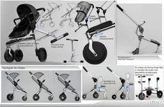 Efficient Nesting Rickshaws : Lecomotion Urban E-Trike