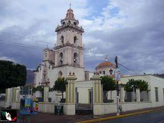 Iglesia en Ixtlan del Río, Nayarit