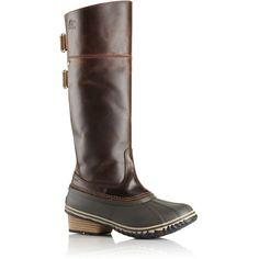 10764a7d82cc Slimpack Riding Tall II Duck Boots for Women