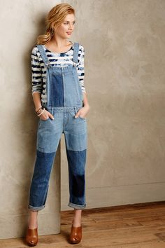 The Ultimate Guide to Spring Denim: Have you checked your denim stash lately? Estilo Fashion, Denim Fashion, Summer Denim, Vogue, Denim Trends, Denim Ideas, Paige Jeans, Anthropologie, Fashion Looks