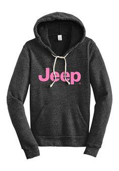 Jeep%AE+Ladies+Hooded+Pullover