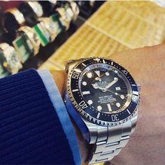 Rolex deepsea sea-dweller #116660. #rolex #submariner #daytona #seadweller #daydate #datejust #milgauss #116600 #116610 #116660 #116710 #114060 #rolexwatch #watchporn #wristporn #rolexworld #watchgeek #mondani#hulk #116688#swisswatch#yachtmaster #skydweller #116613 #116619#dailywatch#watchmania#wristshot#rolexero by rolex___watches