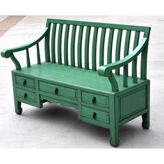 Funky Furniture, Refurbished Furniture, Repurposed Furniture, Unique Furniture, Furniture Makeover, Painted Furniture, Furniture Design, Green Furniture, Diy Furniture Repurpose