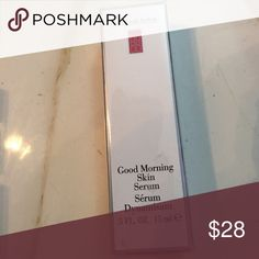 Elizabeth Arden Good Morning Skin Serum .5 fl oz A daily morning primer that helps skin look and feel instantly smoother. Elizabeth Arden Makeup Face Primer