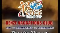 Benze Vacations Club is India's first family entertainment club. We started this family club in the year 1999, with our first club at ECR road, Chennai. Since then,