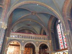 Metz(57)-Hôtel de Région-Salle de la chapelle!