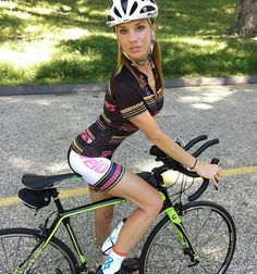 Sexy pictures of women on bikes