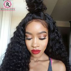 Pre Plucked 360 Lace Frontal Closure 8A Lace Frontals With Baby Hair Natural Hairline Peruvian Deep Wave 360 Lace Virgin Hair <3 Details on product can be viewed by clicking the VISIT button