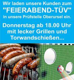 Liebe AutoErlebniswelt Freunde, jeder Treffer gewinnt... Wir freuen uns auf Euch... Euer Team der AutoErlebniswelt Tü Taunus www.tue-taunus.de