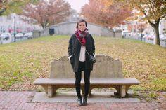 heyprettything.com: Isabel Marant tweed coat
