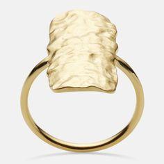 Smuk Cuesta guldring fra Maanesten med et miks af stil og ekstravagance Nail Jewelry, Jewelery, Cute Headphones, Silver Accessories, Carat Gold, Gifts For Girls, Rings, Cliff, Fasion