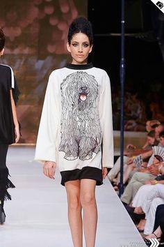 Hungary fashion Show Pumi Dog, Hungarian Puli, Sheep Dogs, Herding Dogs, Dog Show, Dog Art, Creative Inspiration, Hungary, Fashion Show