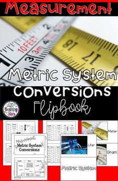 Measurement Flipbook