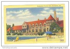 Birmingham Country Club, Birmingham, Alabama, 1941