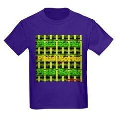 91e980d95bb Green Plaid Rocks Kids T-Shirt. To see all KIDS  amp  INFANTS Green