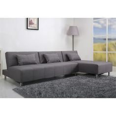 Found it at AllModern - Ricardo Reversible Chaise Sectional