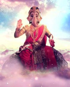 Ganesha Pictures, Radha Krishna Pictures, Shiva Shakti, Neon Lights Photography, Ganpati Bappa Wallpapers, Shani Dev, Hanuman Images, Ganesh Lord, Ganesh Wallpaper