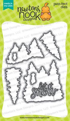 Nook, Pine, Stamp, Design, Pine Tree, Nooks, Stamps