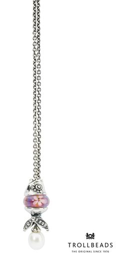 Fantasy Necklace with Pendant by Trollbeads - 2015 String Collection