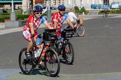 Nakon bicikliranja do Poljske i natrag, kupljen PH aparat za koprivničku pedijatriju