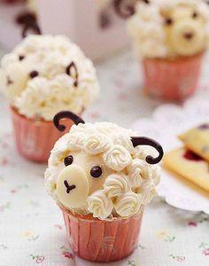 Sheep cake haha