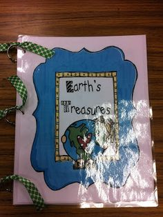 Welcome to Room 36!: Earth Day
