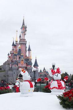 The Cherry Blossom Girl - Chistmas Disneyland paris 17