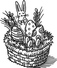 Fast Rabbit Drawing