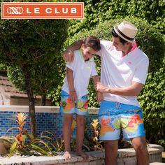 87f5b57871 Mens Designer Swim Trunks | Men's Swim Trunks | Le Club Original. '