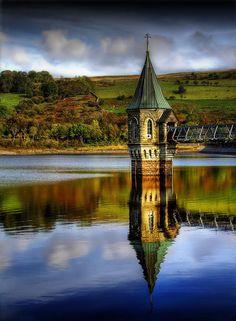 Lake tower.