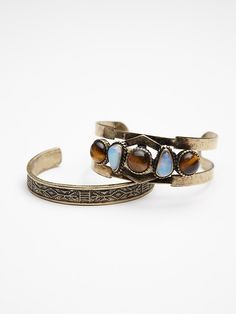 Free People Harper Stone Mix Cuff at Free People Clothing Boutique