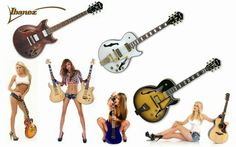 Girls and Ibanez and ...