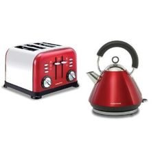 MORPHY RICHARDS ACCENTS KETTLE  & TOASTER SET