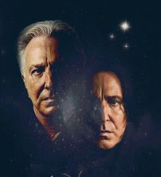 Rest in peace Alan Rickman and Severus Snape.