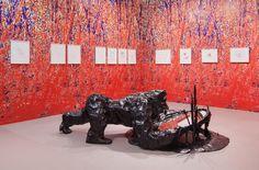 Angus Fairhurst   Frieze Art Fair 2014   Regents Park