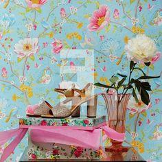 Pip studio, eijffinger, 341002, den ham, vliesbehang www.wemekampschildersbedrijf.nl