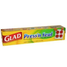 Clorox/Home Cleaning 70441 Glad Press'n Seal Plastic Food Wrap: Amazon.ca: Home & Kitchen