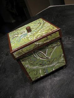 Memory Box Craft