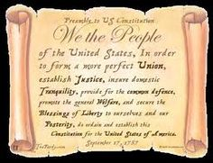 This site contains a video with a song about the preamble! Summarize the principles and purposes of government as stated in the Preamble to the United States Constitution. Us Constitution Preamble, United States Constitution, Old School House, Diy Back To School, We The People, Vocabulary, Homeschool, About Me Blog, The Unit
