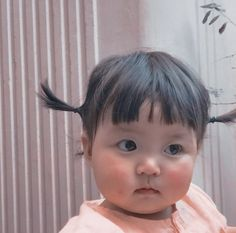 Cute Baby Meme, Cute Baby Couple, Cute Baby Girl Pictures, Cute Funny Babies, Cute Asian Babies, Cute Little Baby, Cute Kids, Asian Kids, Cute Chinese Baby