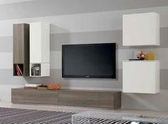 Italian Wall Unit Exential Y44 by Spar - $3,519.00